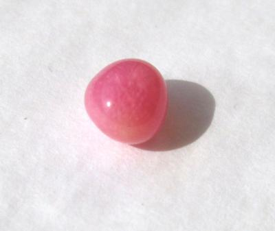 2.10 carat Pink Conch Pearl with Flame