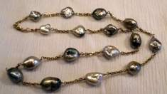 Necklace Tahitian Pearl