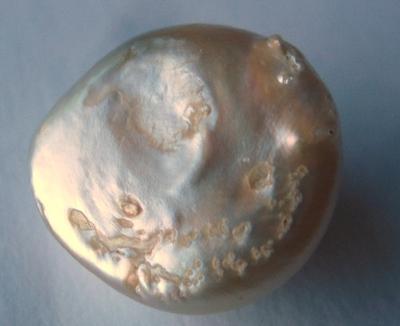 24 carat Natural USA Freshwater Pearl