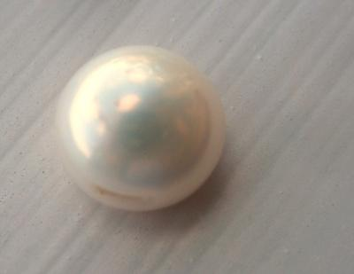 4.05 carat natural USA freshwater pearl
