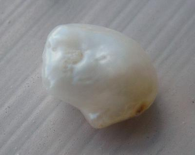 5.7ct Baroque Natural USA Pearl