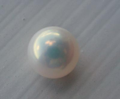 6mm Round Natural USA Pearl