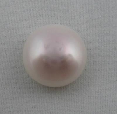 7.79 carat Pink Natural Mississippi Pearl