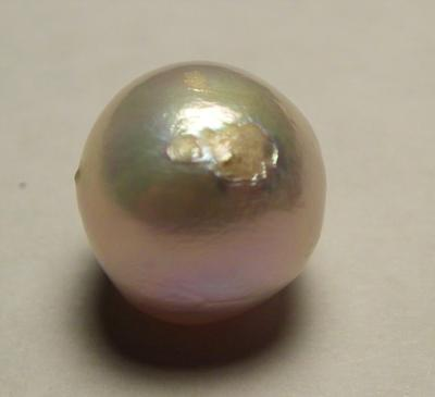8.75 carat USA Natural Freshwater Pearl