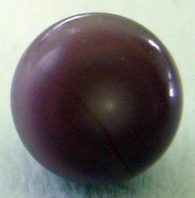 8.5mm Quahog Pearl - bottom enlarged