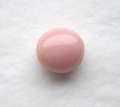 9.15 carat Pastel Pink Conch Pearl Oval Shape
