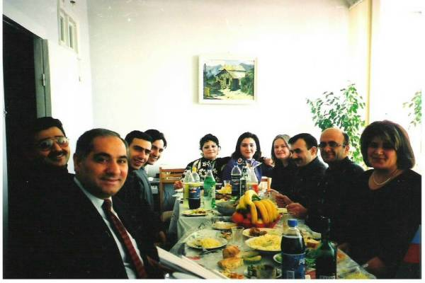 ANS Birthday Party in Baku
