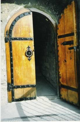Baku Door of Maiden Tower