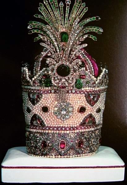 Shah of Persia's Kiani Crown