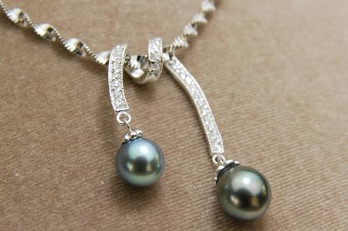 Micronesian pearls