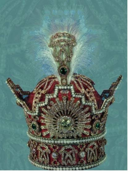 Pahlavi Crown Iran