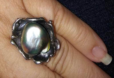 Abalone Pearl Found 37 Years Ago