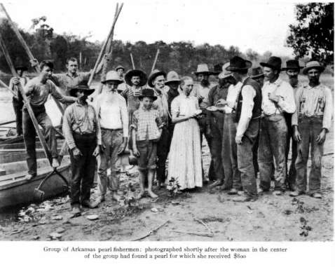 Arkansas Pearling