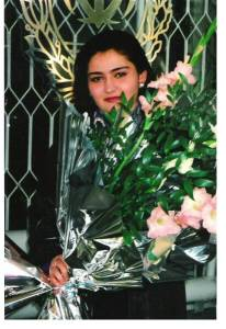 Anyur with Flowers