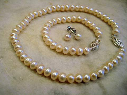 Baby Pearl Set