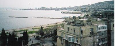 Baku and Caspian Sea