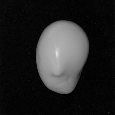 Baroque Clam Pearl 17.4 ct
