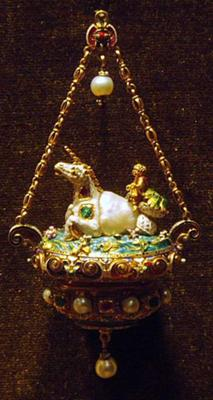 Baroque Pearl Unicorn (photo by Andrew Anderson)