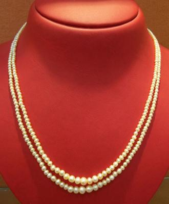 Basra Salt Water Natural Pearls at 55.45 Carats