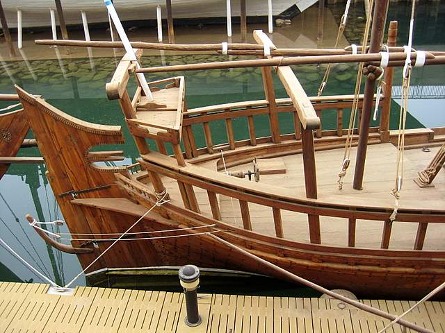 Batteel Pearling Dhow