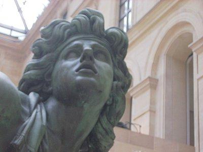 Beauty in the Louvre
