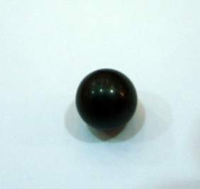 Black Natural Pearl 4.07 Carats