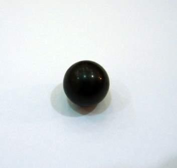 Black Natural Pearl 4.07 Carats