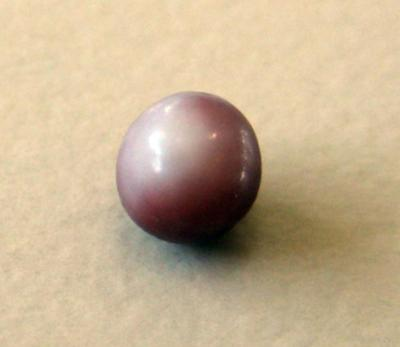 3mm blue mussel natural pearl