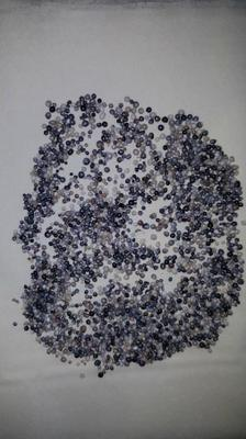 Blue Mussel Pearls - Large assortment