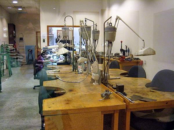 Jewelry Museum Workshop
