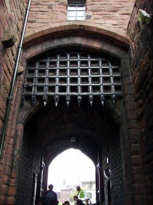 Carlisle Castle Gate