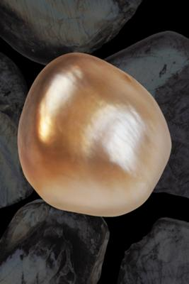 Natural Saltwater Pearl