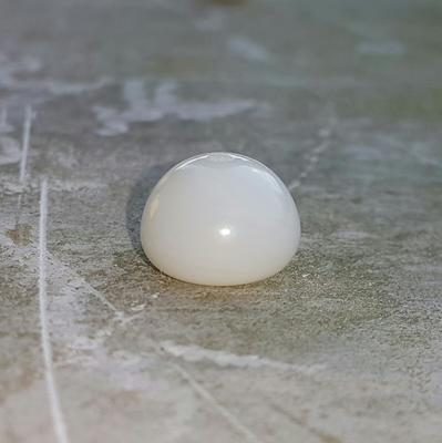 Clam Pearl 14+ ct Button Shape 13mm