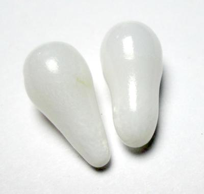 Clam Pearl Drop Matched Pair 14mm for Sale