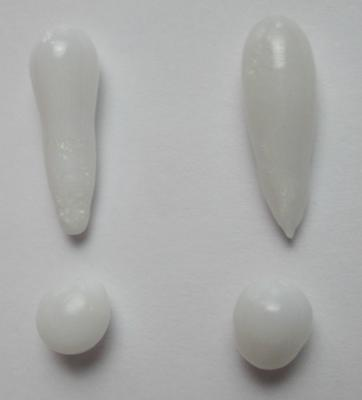 Clam Pearls 4 Piece Set - Designer Earrings Potential