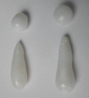 Clam Pearls 4 Piece Set - Designer Earrings Potential