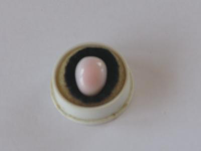 Light pink conch pearl