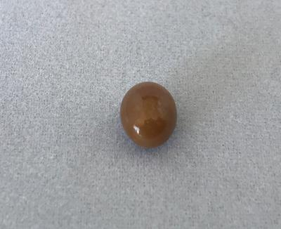 Conch pearl 2.06 ct Brown Oval for Sale