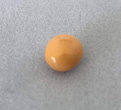 Conch Pearl 4.18 ct Roundish Yellow for Sale