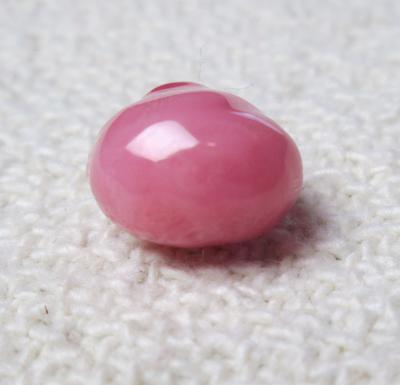 Conch Pearl 7 carats Pink Baroque