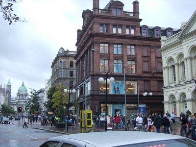 Downtown Belfast