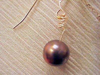 Freshwater Black Pearl