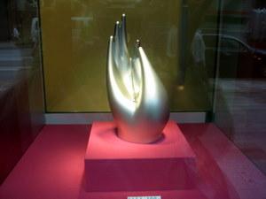 Tiffany Ginza Hand