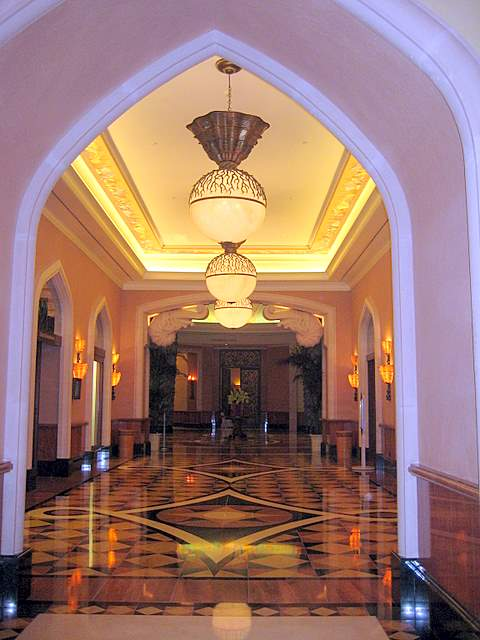 Hall Atlantis the Palm Hotel Dubai