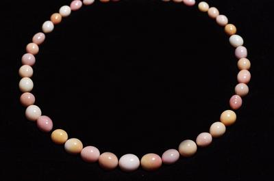 High Quality Rare Conch Pearl Set