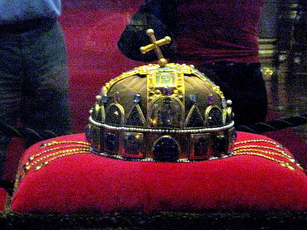 "Hungarian Crown ""The Holy Crown"""