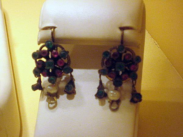 Hungarian Earrings