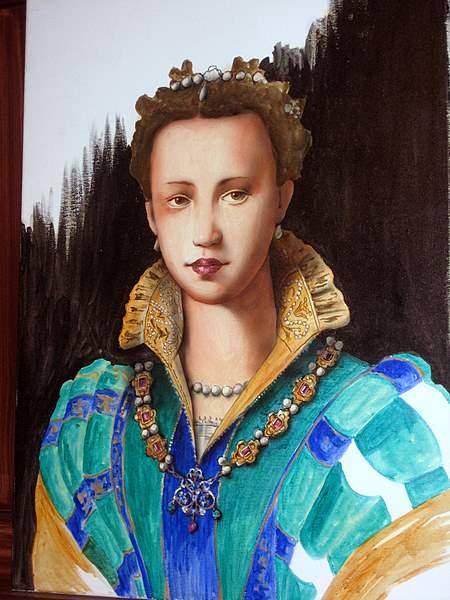 Hungarian Queen