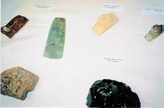Indian Artifacts Toolsboro Mounds