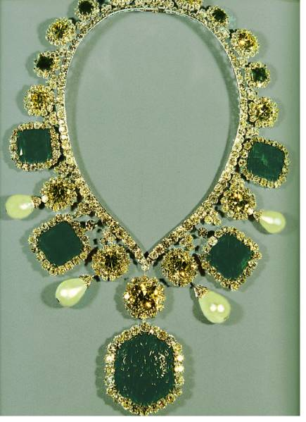 Iran Empress Necklace